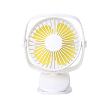 Mini Usb Desktop Fan Two-Way Rotary 360 Degrees Portable Cooling Personal Quiet