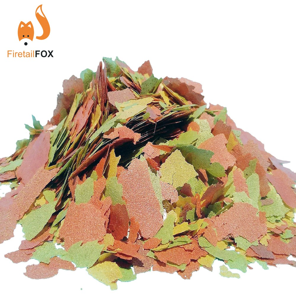Free Shipping Tropical Fish Extreme Brightening Flake Fish Food 150g