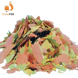 Free shipping Tropical Fish smallfish flake fish food guppy batta Peacock Snapper Betta Feed food 150g for wholesale