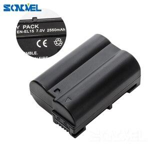 Image 3 - Meike MK DR750 Battery handle Built in 2.4g Wireless Control Battery Grip for Nikon D750 AS MB D16 Wireless +EN EL15 Battery