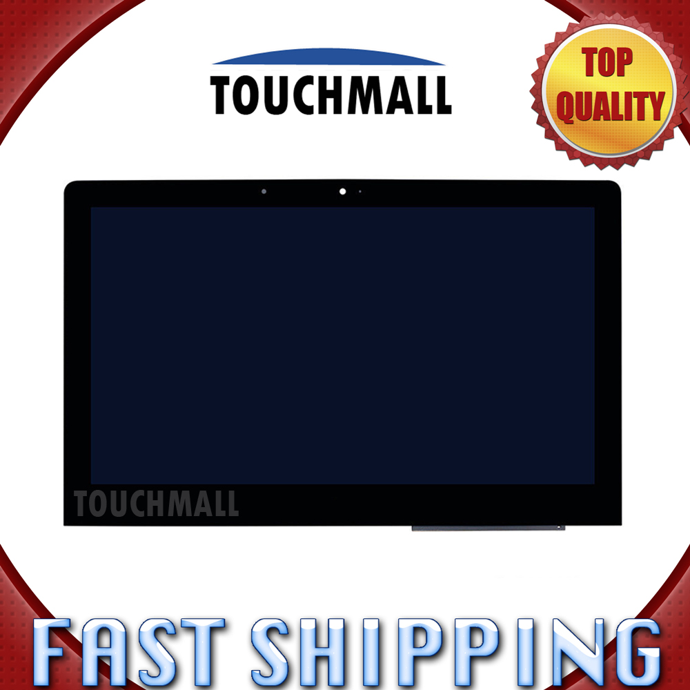 For Lenovo Yoga 3 Pro 1370 LTN133YL03-L01 Replacement LCD Display Touch Screen Assembly 13.3-inch Black For Tablet Free Shipping free shipping new ltn133yl03 l01 laptop lcd led screen 13 3 notebook led display yoga 3 pro display screen