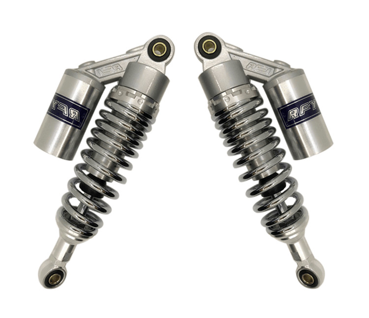 Universal 11 280mm Spring 8mm 1 Pair Rear Shock Absorber Motorcycle FOR Honda Yamaha Suzuki Kawasaki