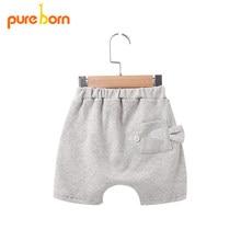 Pureborn Bébé Fille Garçon Shorts Shorty Vêtements Fille Pantalon Culotte  Bande Dessinée Causalité Pantalon Enfant Vêtements b19625011ba2