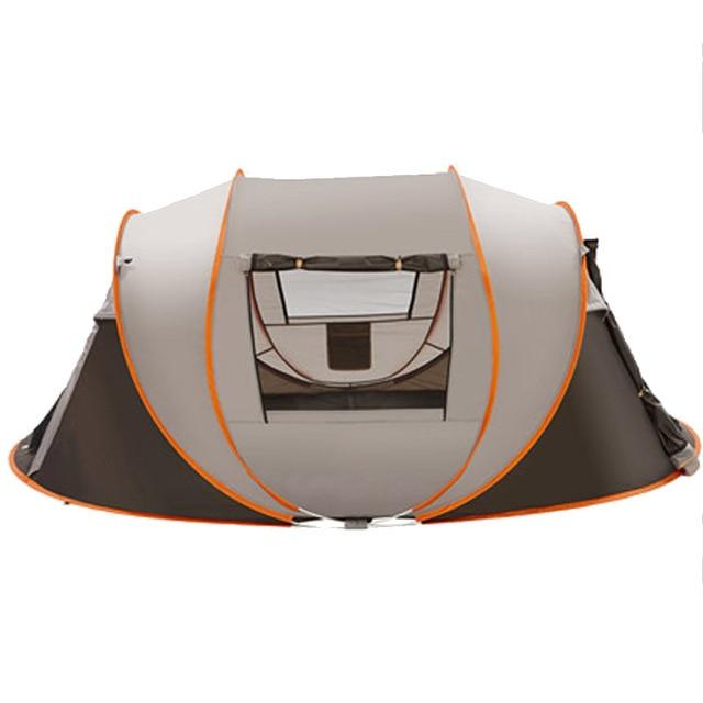 DANCHEL Ultralight Large C&ing Tent Waterproof Windproof Shelter Pop Up Automatic Tents Travel Hiking  sc 1 st  AliExpress.com & DANCHEL Ultralight Large Camping Tent Waterproof Windproof Shelter ...