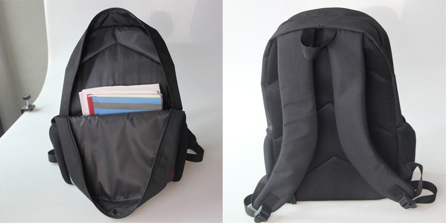 FORUDESIGNS Cool Black Cat Printed Girls School Backpack Animal Kids Bagpacks for Children Students Boys Girls Mochila Bagpack in Backpacks from Luggage Bags