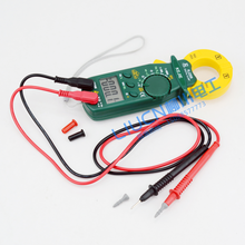 KJ209 DC AC digital clamp meter portable pocket Clamp ammeters multimeter