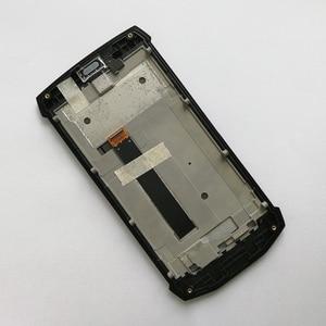 Image 5 - AICSRAD עבור Blackview BV8000 LCD תצוגה + מסך מגע עצרת החלפת BV 8000 + כלים