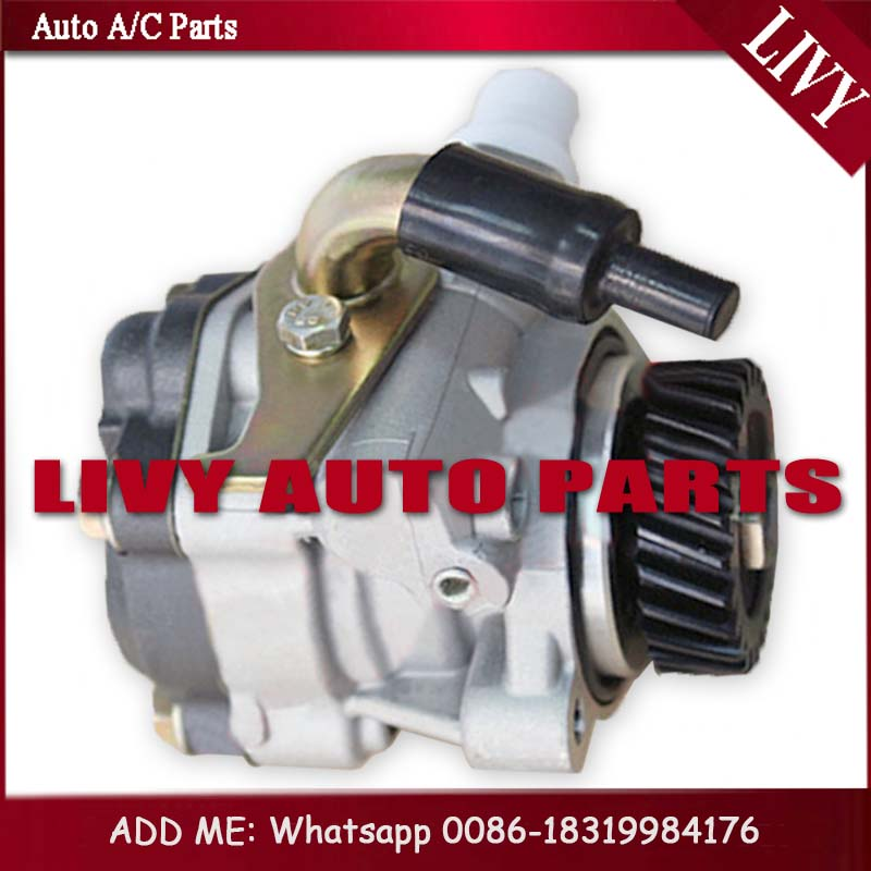 US $125 0 | Power Steering Pump for Car Mitsubishi Pajero Montero Shogun II  V26 V36 V46 4M40 2 8 L Desiel MR267661 MB922703 -in ATV Parts &