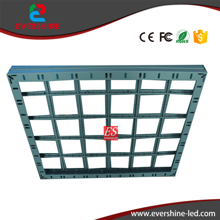 Simple led display Shell Out case Cabinet Size 960 x 960mm P10, P7.62, P6,P5 oem odm standard waterproof led display panel for p5 p10 320mm 160mm led modules box size 960mm 480mm