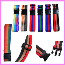 Baby Child Stroller Motorcycle Safety Belt Buckle Safety Strap Nylon Striped Kids Baby Carrier Harness Adjustable Length Belt