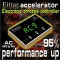 Автомобильный Стайлинг авто электронный контроллер дроссельной заслонки Педаль Commander модификация автомобиля для HONDA CIVIC все двигатели ...