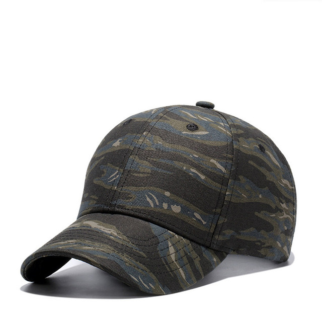 27acfa33b12 US $12.99 |Wuke Camouflage Cotton Sports Outdoors Cap Hip Hop Casquette  Fashion Baseball Cap Gorras Fitted Snapback Hat for Men Women 2018-in  Baseball ...