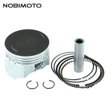 65,5 мм поршневое 15 мм Контактное кольцо набор подходит для Zongshen Loncin 250cc CB250 двигатель ATV квадроцикл мотоцикл HH-115