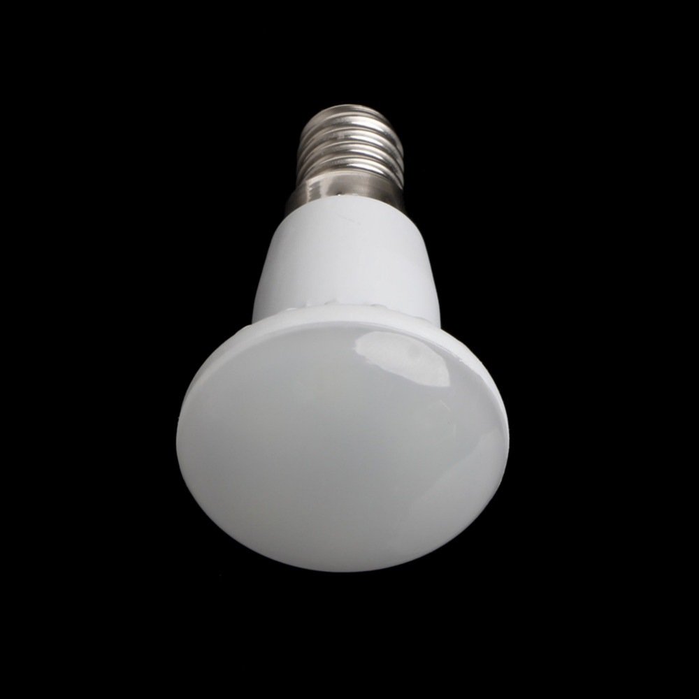 E14 LED Mushroom Light R50 5W White/Warm White Light Bulb AC 85-265V New L15 mr16 4w 280 lumen 3500k 4 led warm white light bulb ac 85 265v