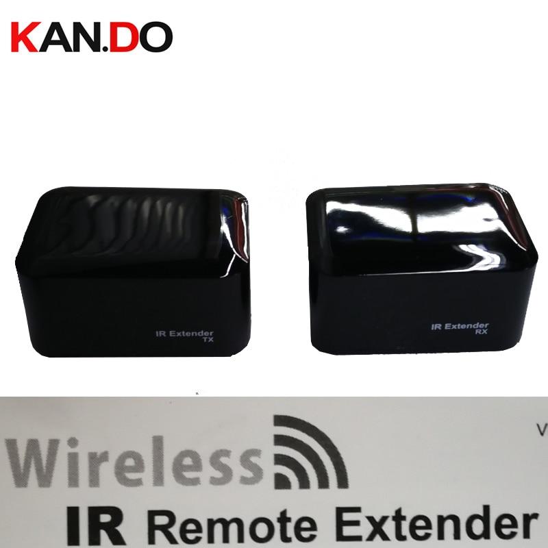 100M To Work IR 433mhz Wireless Remote Extender IR Transceiver Control Home Appliances Such As TV,DVD,DVR IR Transmitter