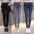 Slim Jeans For Women Skinny High Waist Jeans Woman Blue Denim Pencil Pants Women Jeans Black Pants Calca Feminina Plus Size