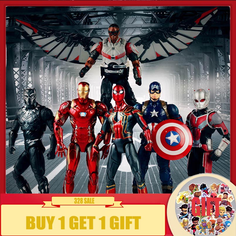apaffa-the-font-b-avengers-b-font-iron-man-war-machine-captain-america-winter-soldier-ant-man-pvc-action-figure-model-toys-for-grownups