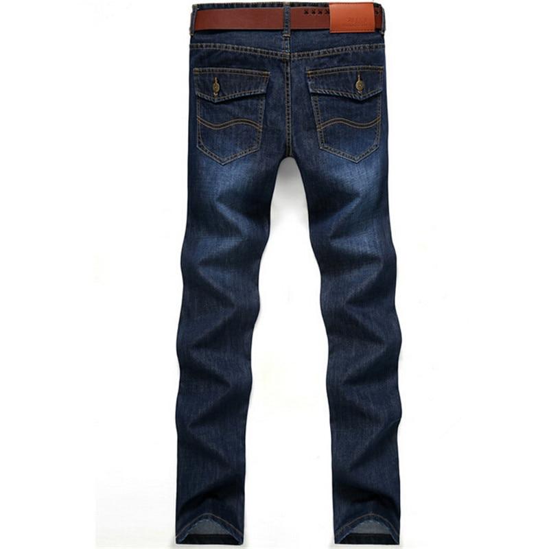 Jeans hombre Brand 2016 Տղամարդկանց բեռների - Տղամարդկանց հագուստ - Լուսանկար 4