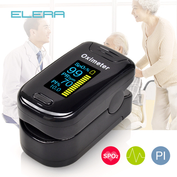 Digital Finger Oximeter Portable OLED Pulse SPO2 PR Scanner