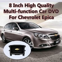 Two Din 8 Inch Car DVD Player For CHEVEROLET/Daewoo/EPICA/LOVA/CAPTIVA With Radio GPS RDS BT TV 1080P Free Map