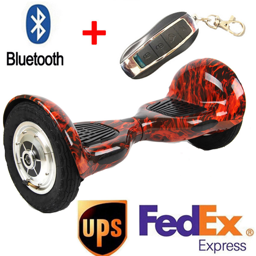 No Tax MAOBOOS 2 Wheel Self Balance Electric Scooter Bluetooth Remote Hoverboard Unicycle Skateboard Standing Drift