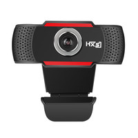 720P HD Webcam USB Microphone Web Camera Video Record With Absorption MIC PC Computer Camera For