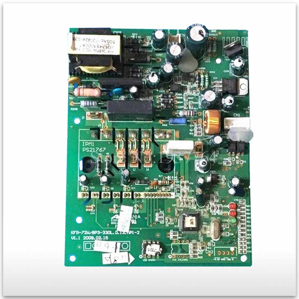 air conditioning Computer used board control board KFR-72W/BP3-330L.D.13.MP1-2 V1.1 module board good working original for air conditioning computer board control board gal0902gk 01 gal0403gk 0101 used good working