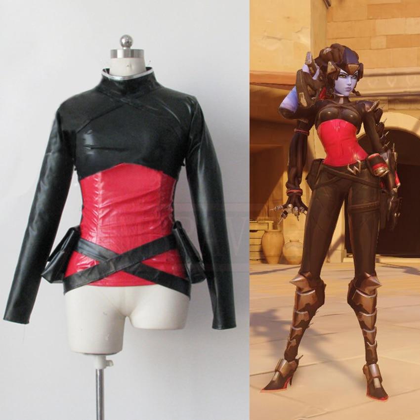 Custom Made Widowmaker Amelie Lacroix Cosplay Costume Widowmaker Coat Costume ow amelie lacroix widowmaker cosplay costume custom made any size