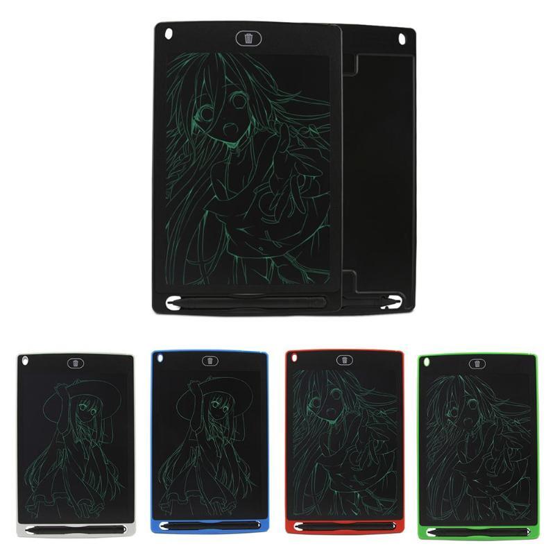 Tableta de escritura LCD inteligente Bloc de notas electrónico 8
