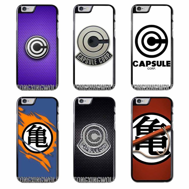 coque iphone 8 capsule corp