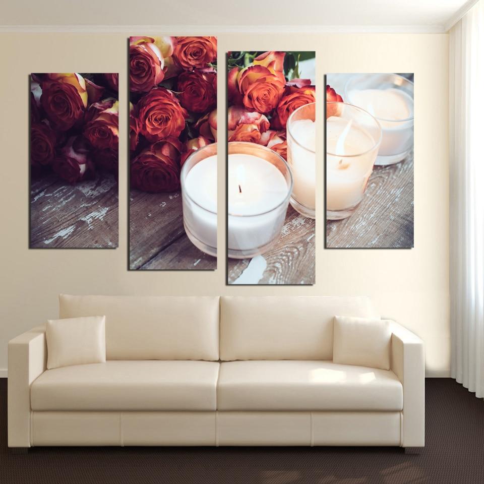 Online kaufen großhandel rot schlafzimmer bilder aus china rot ...