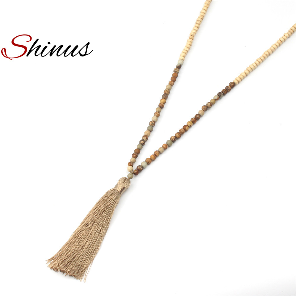 Rustic Motors 3d Custom Made Jewelry Home: ୧ʕ ʔ୨Shinus Boho Necklace Maxi ( ^ ^)っ Women Women