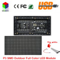 P3 Indoor SMD full color LED display module 192mm x 96mm,64*32 pixle 1/16 Scan  rgb video led screen board