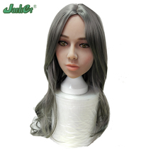 tpe Sex Doll Head 13cm 5.12 inch Length Oral for 140 to 172cm Body Realistic Love