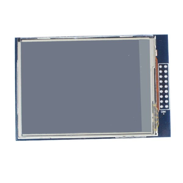 2017 Hot 2.8 Inch 3.3V 300mA TFT LCD Shield Touch Display Module For Arduino UNO With Resistive Touch Panel DIY Kit