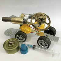 Stirling Engine Model Steam Dynamic Physics Science and Technology Science Small Production Small Power Ming Experimental Toy