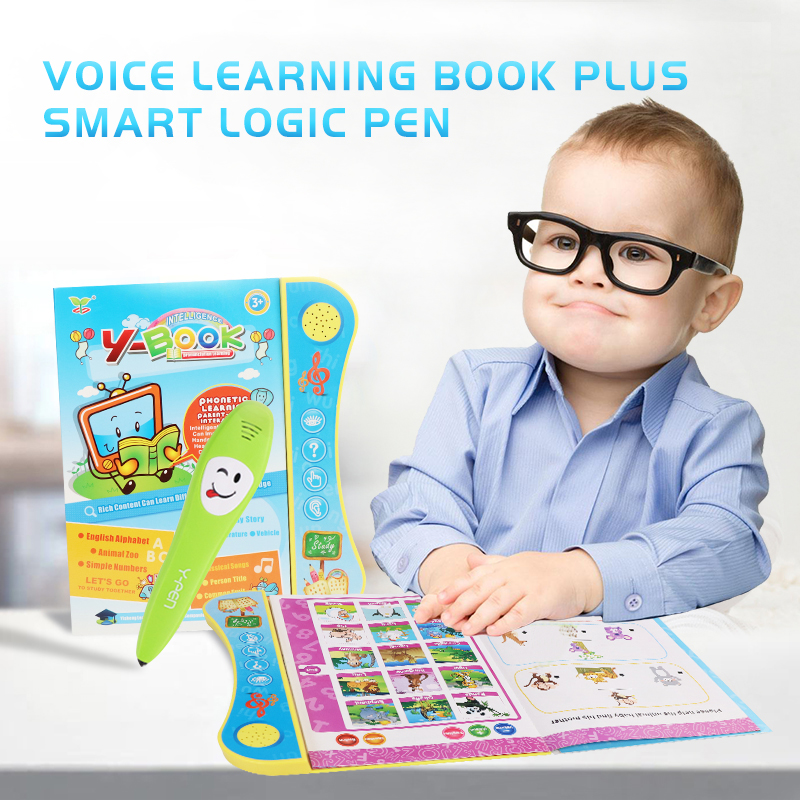 Multi-functionYPhone YBook English Touch Screen Learning Reading