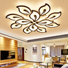Bauhinia LED Ceiling Light Minimalist Modern Personality Atmosphere Living Room Lights Dining Room Bedroom Modern Lamp