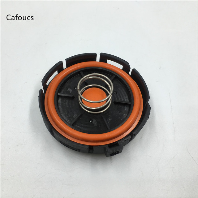 Cafoucs New Cylinder Head Valve Cover for BMW E60 E85 E88 E90 E91 E92 E93 X1 Z4 11127555212