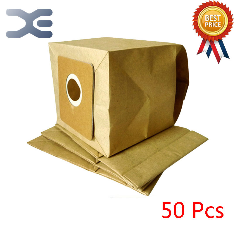 50Pcs High Quality Compatible With Midea Of The Vacuum Cleaner Accessories Garbage Filter Paper Bag QW12T-609 QW12T-610 the quality of accreditation standards for distance learning
