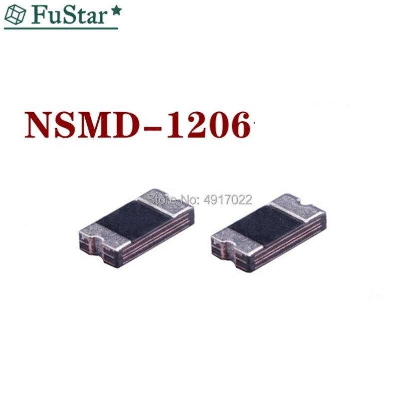 20pcs SMT Resettable Fuse 1206 1.5A 6V 1500MA