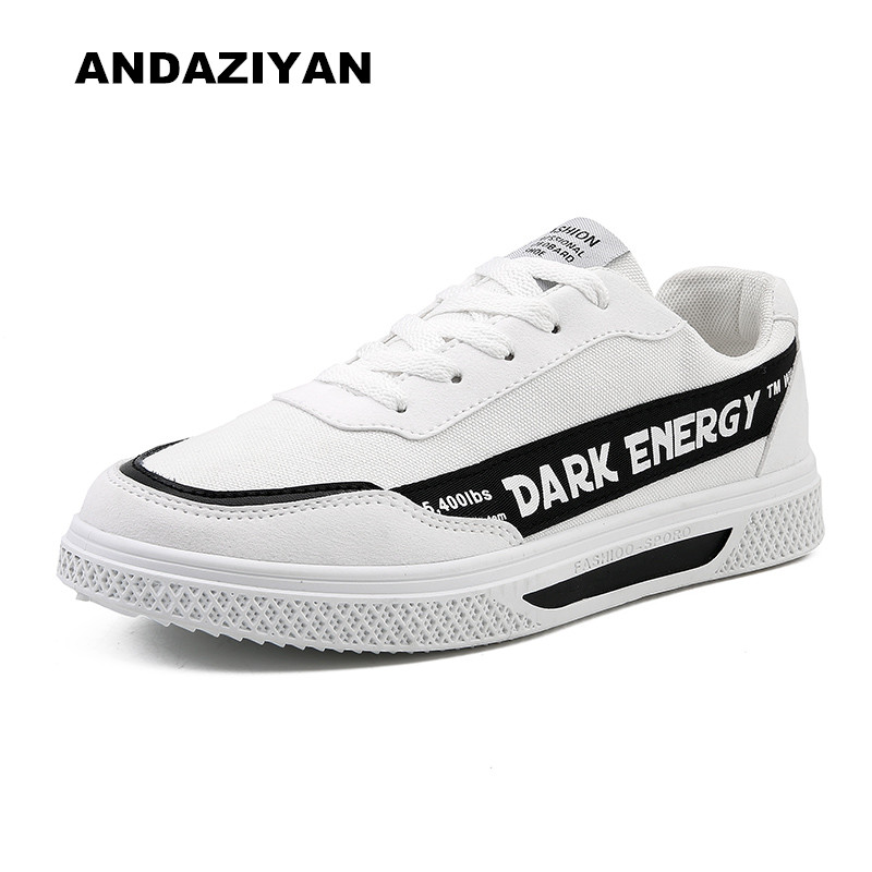 Spring and Autumn Korean students men shoes wild classic canvas shoes men fashion Hong Kong style casual men shoes