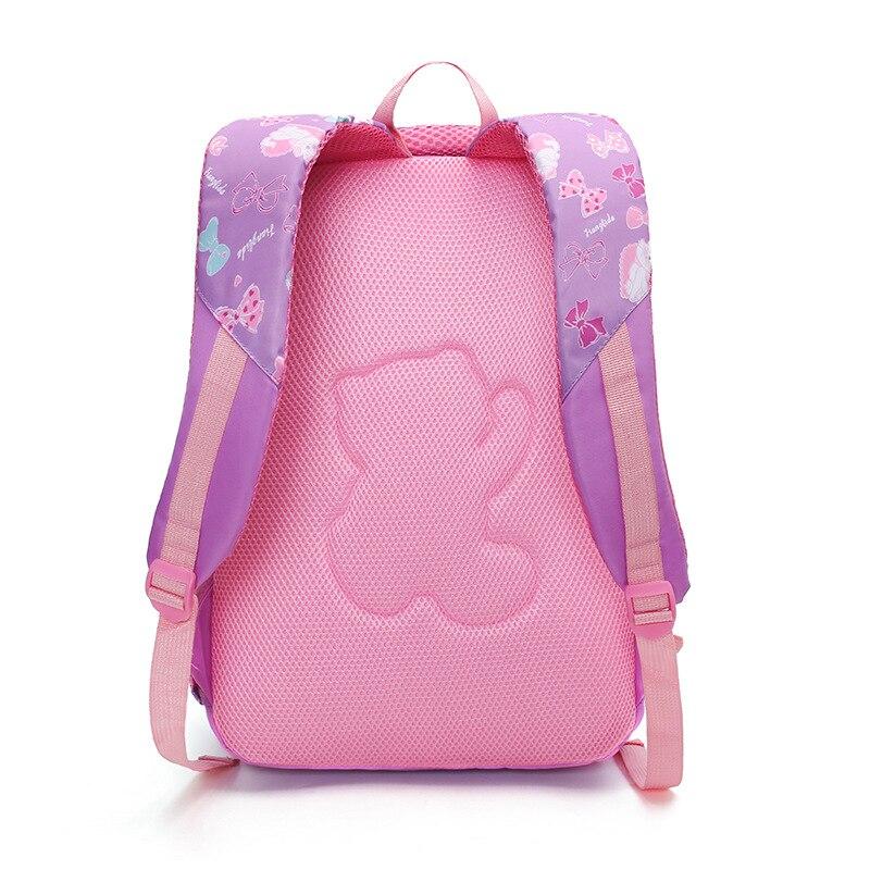 Children School Book Bags Girls Primary Backpack Kids Printing Schoolbags Backpacks Kid Princess Bagpack Mochila Infantil