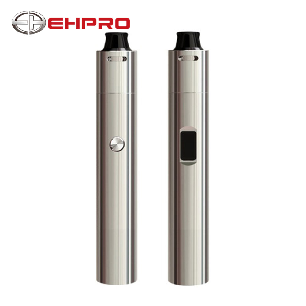 Original Ehpro 50W AIO TC Kit with Ehpro Dripper 101 RDA & Ehpro 101 50W TC MOD No 18650 Battery Pen-style Vape e-cigarettes