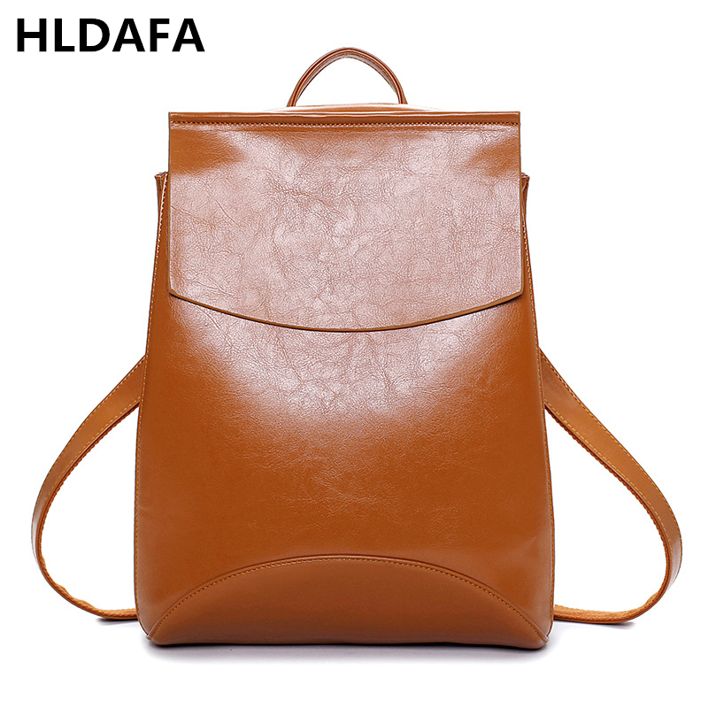 2018 Design PU Leather Backpack Women Backpacks For Teenage Girls School Bags Black Brand High Quality Vintage Mochilas Mujer dizhige brand women backpack high quality pu leather school bags for teenagers girls backpacks women 2018 new female back pack
