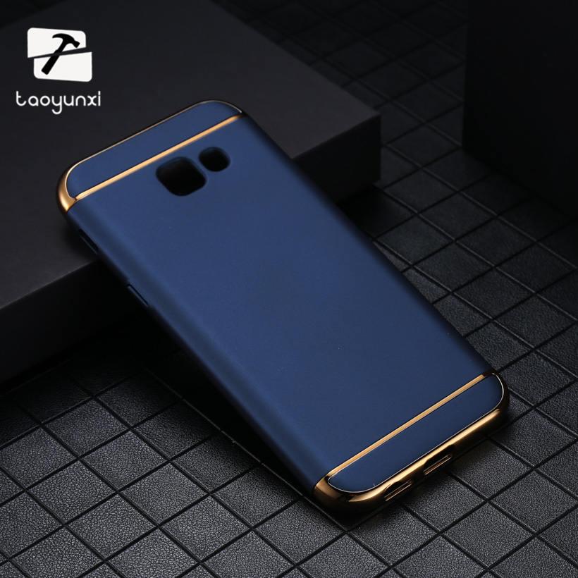 Galleria fotografica TAOYUNXI Mobile Phone Case For Samsung Galaxy J3 Prime Cover Amp Prime 2 Case Plastic Anti Skidding Bag Skin Protective Shell