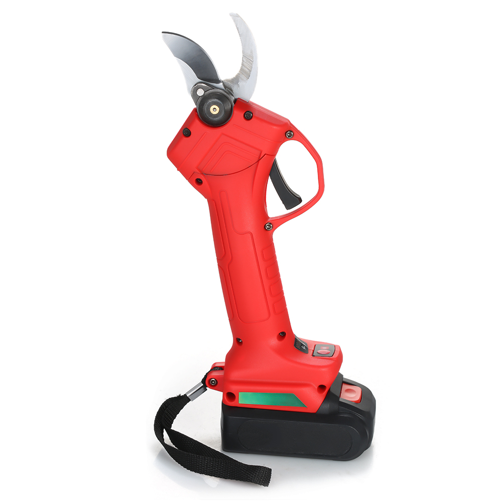 Cordless Rechargeable Lithium Pruning Electric Shears Branch Cutter Electric Fruit Pruning Tool Electric Garden Pruner