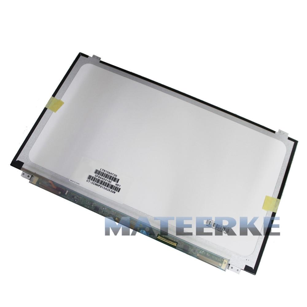 B156XW04 V.0 & V.5 New Laptop 15.6 WXGA Glossy Slim LED LCD Screen Display n173fge l23 c1 c3 new 17 3 led glossy hd lcd screen display laptop c 1 c 3
