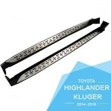Боковой шаг для toyota highlander kluger 2014 2015 2016 Новое