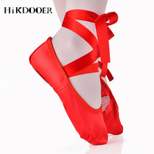 2019 Ballet Dance Shoes For Girls Dancing Pointe Children Kids Women,According The CM To Buy